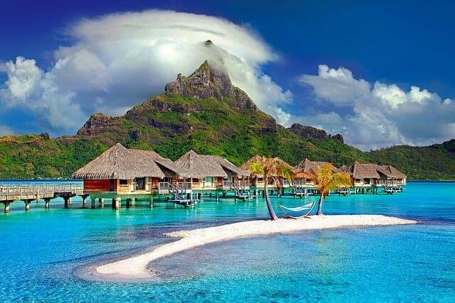 Bora Bora Französisch-Polynesien