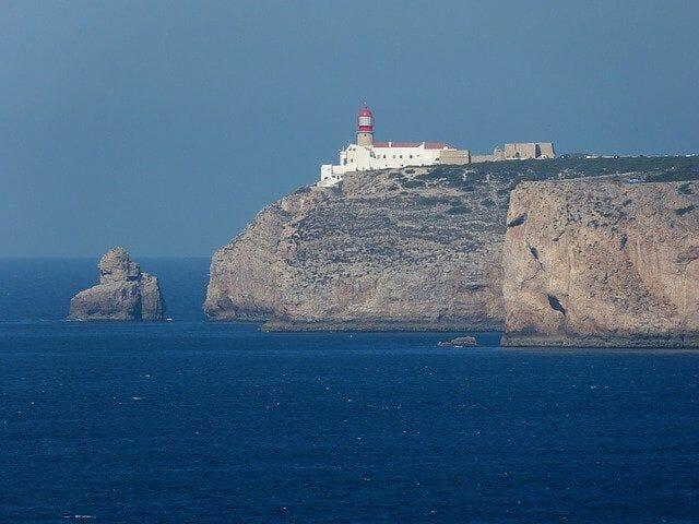 Cabo de São Vicente Leuchtturm
