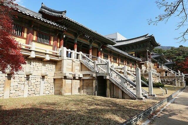 Gyeongju Südkorea