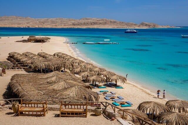 Mahmya Beach Ägypten