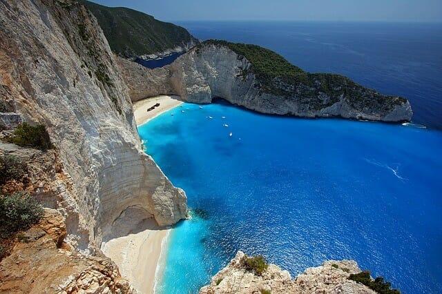 Navagio Griechenland
