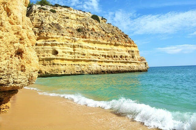 Praia da Marinha Urlaub
