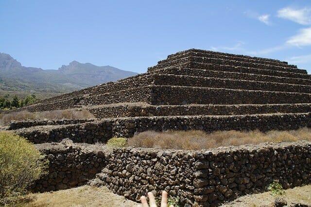 Pyramiden von Güimar Teneriff