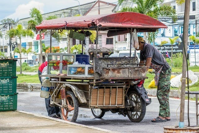 Thailand Speisen