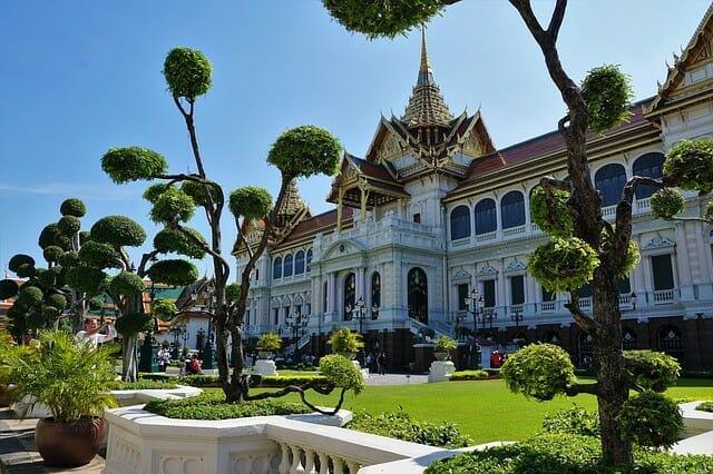 Thailand beliebte Urlaubsziele