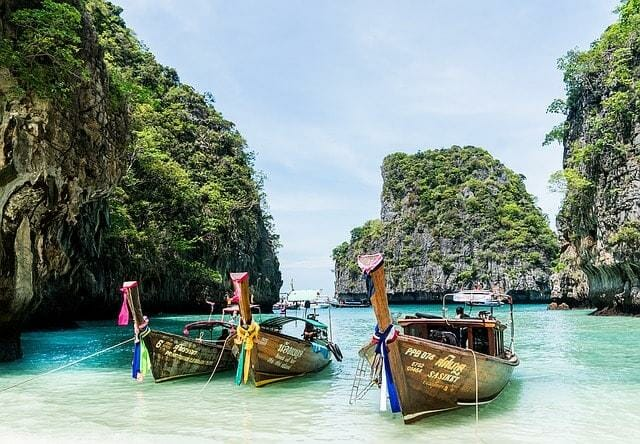 Urlaub auf Thailand