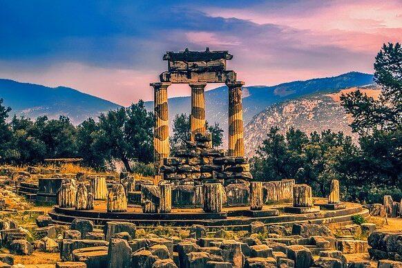 Delphi Griechenland