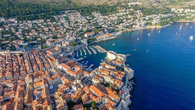 Dubrovnik Altstadt Bild