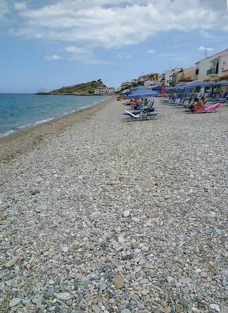 Kiotari Strand