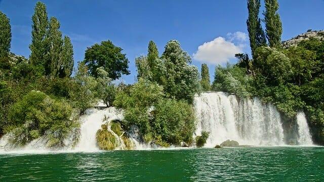 Krka Nationalpark Wasserfälle