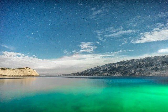 Kroatien Berge