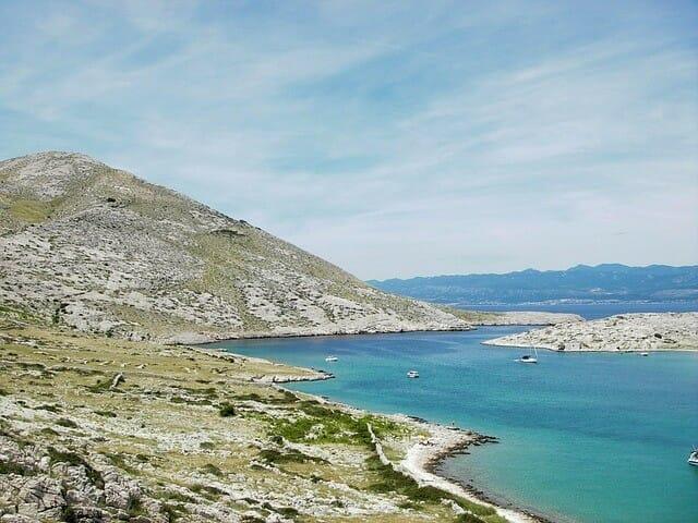 Kvarner Bucht Kroatien