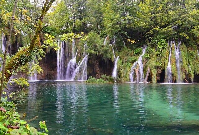 Nationalpark Plitvicer Seen Wasserfälle