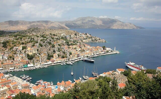 Symi Griechenland Urlaub