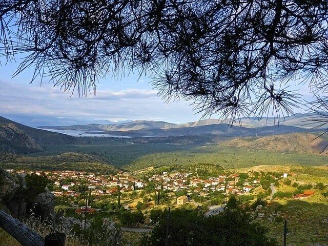 Urlaub in Delphi