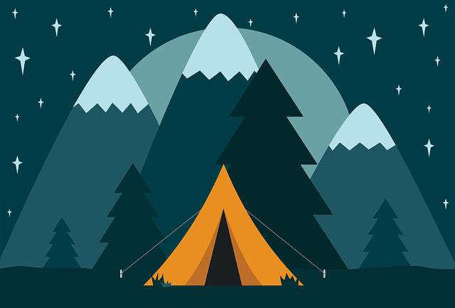 Camping Möglichkeiten