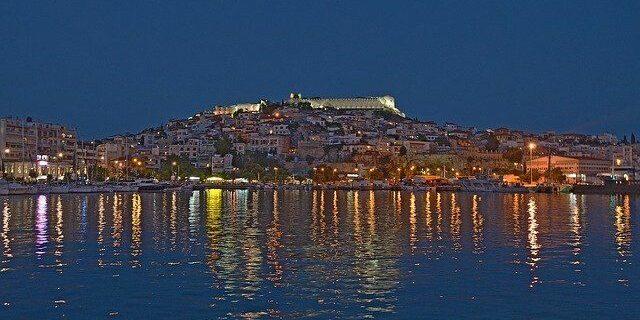 Kavala Griechenland