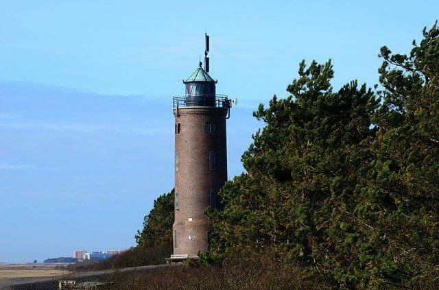 Leuchtturm Böhl