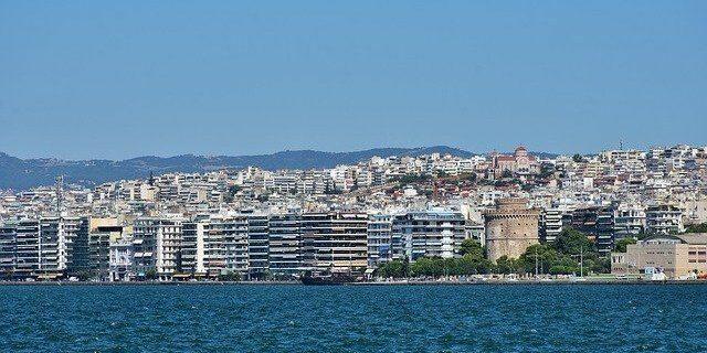 Thessaloniki Strände