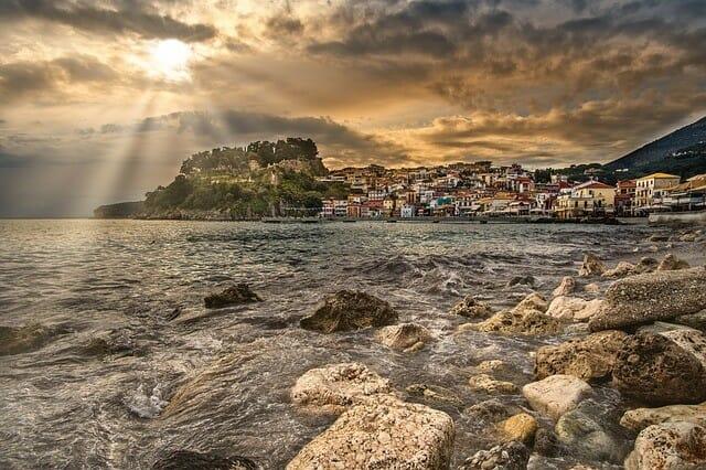 Parga Griechenland