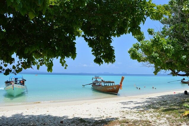 Krabi in Thailand