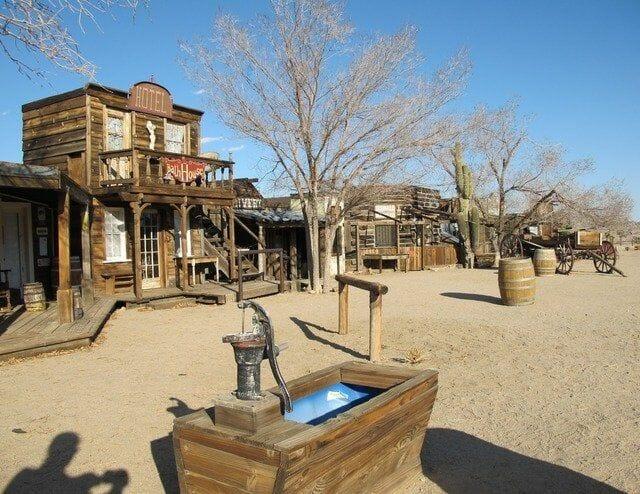 Mojave Wüste Reise wert?