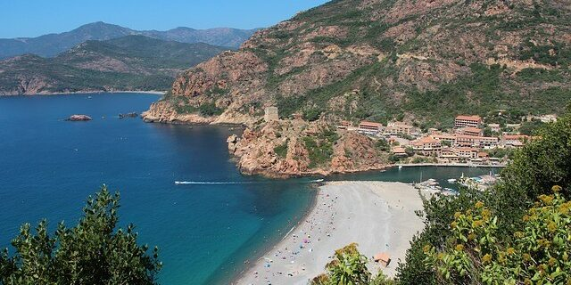 Korsika Strände