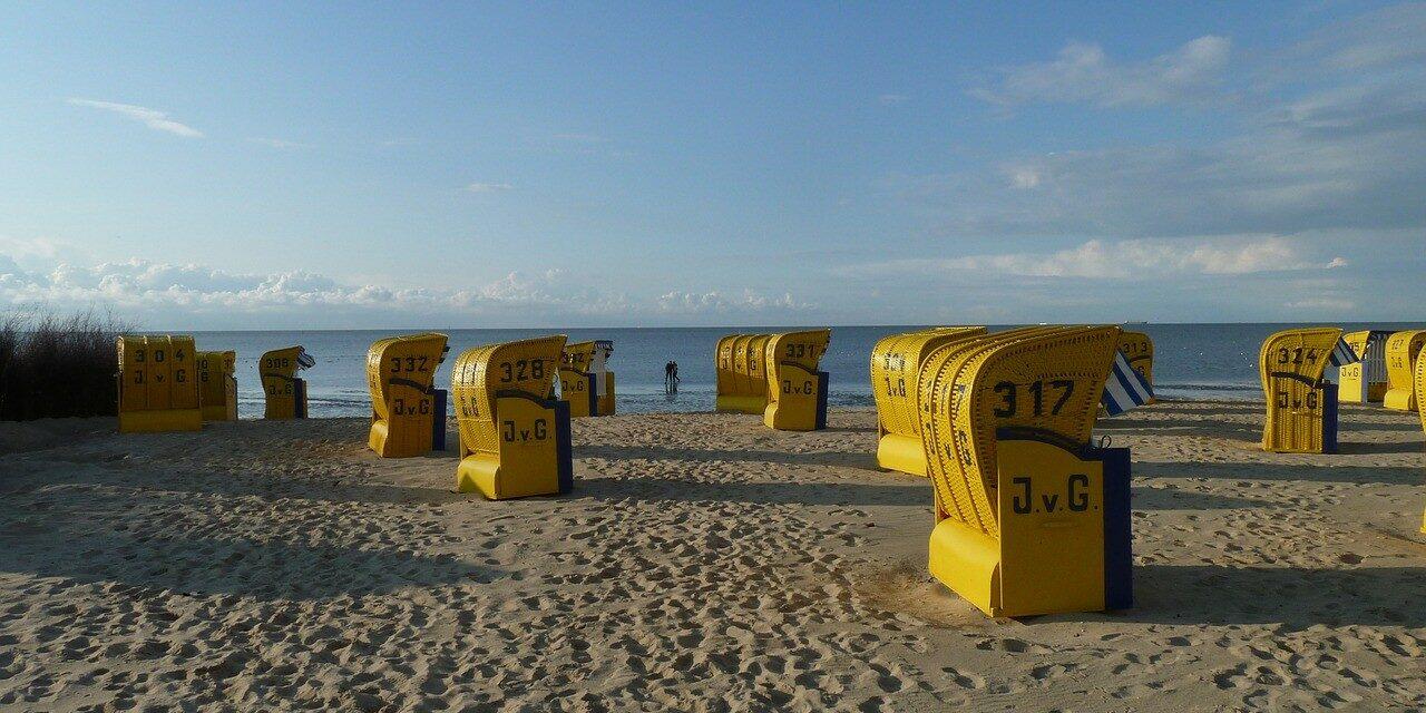 Cuxhaven Strände