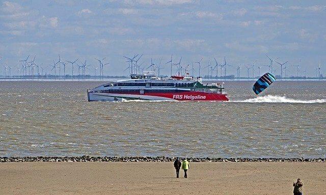 Cuxhaven fkk Rettungsbaken Cuxhaven