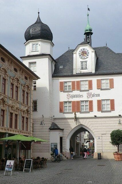 Mittertor in Rosenheim