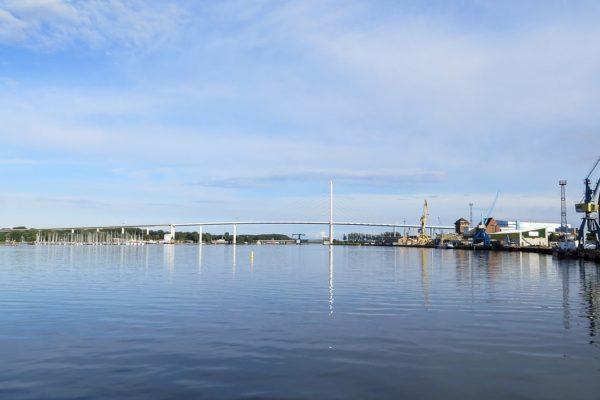 Der perfekte Strand in Stralsund