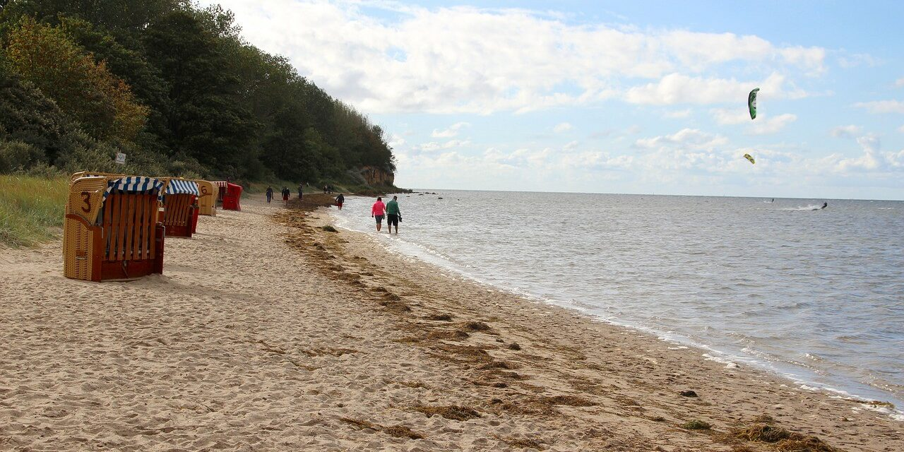 Insel Poel Strand