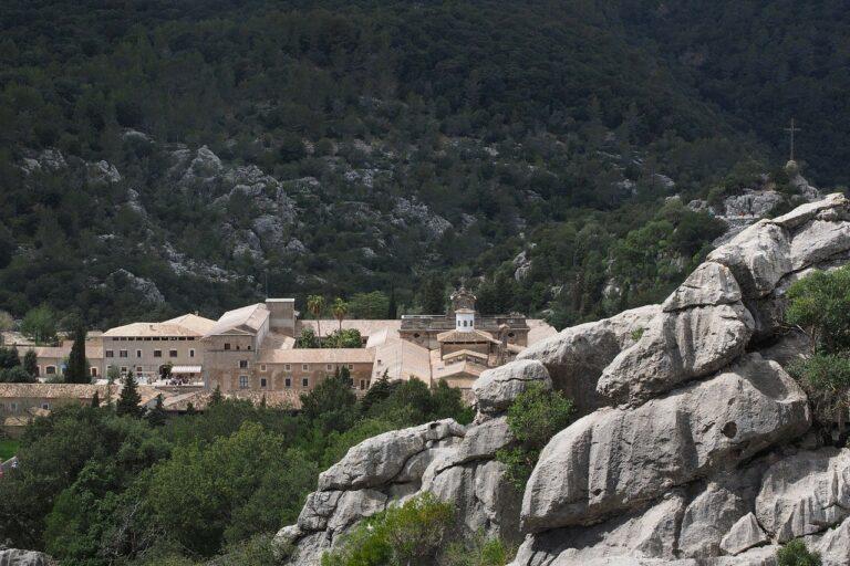 Kloster auf Mallorca