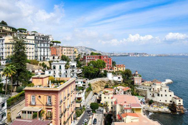 Hat Neapel einen Strand?