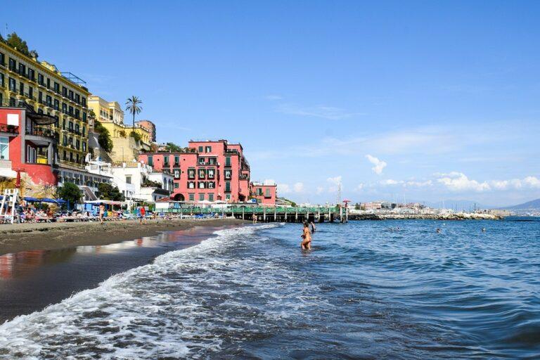 Neapel Strände