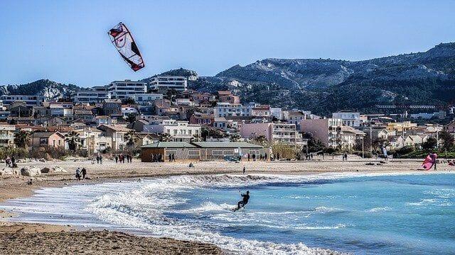 Marseille-Strände… Kommen und genießen!