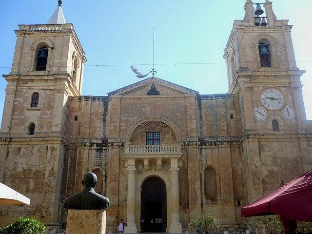 St. John´s Co – Cathedral