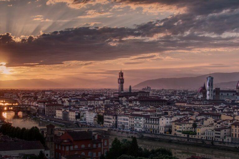 Städte in Norditalien