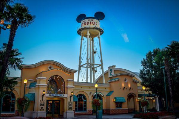Wald Disney Studios