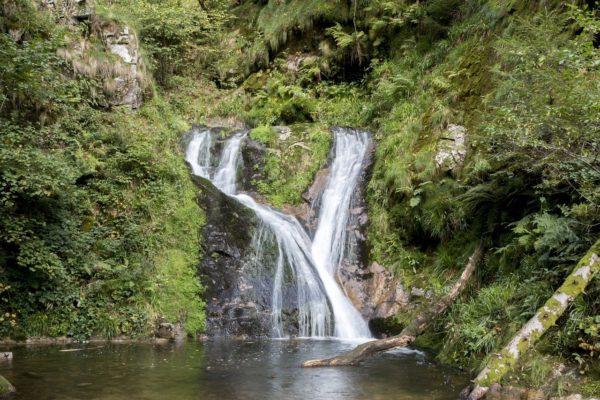 Allerheiligen Wasserfälle in Oppenau