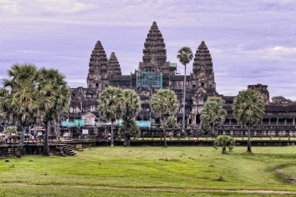 Ist Angkor Wat eines der Weltwunder?
