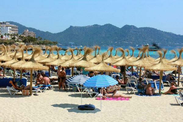 Strand in Cala Millor