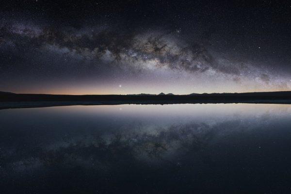 Atacama Wüste Sternenhimmel