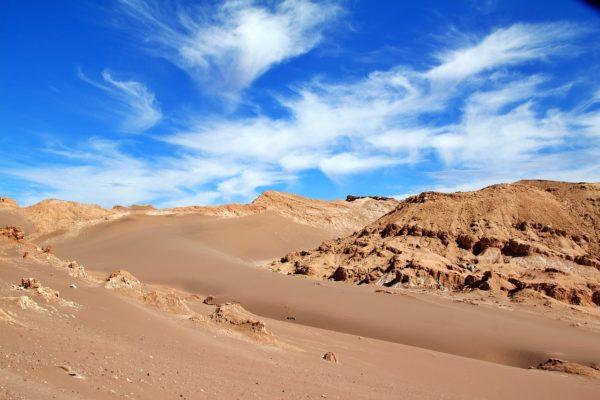 Die beste Reisezeit für die Atacama Wüste