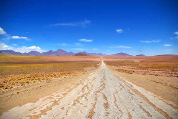 Welche art von Wüste ist Atacama?