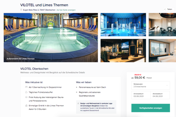 Thermalbad Aalen Angebot