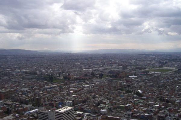 Bogotá – Die Stadt Nachts ist nicht ganz ungefährlich