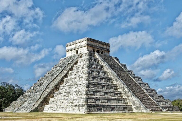 Mexiko Pyramiden