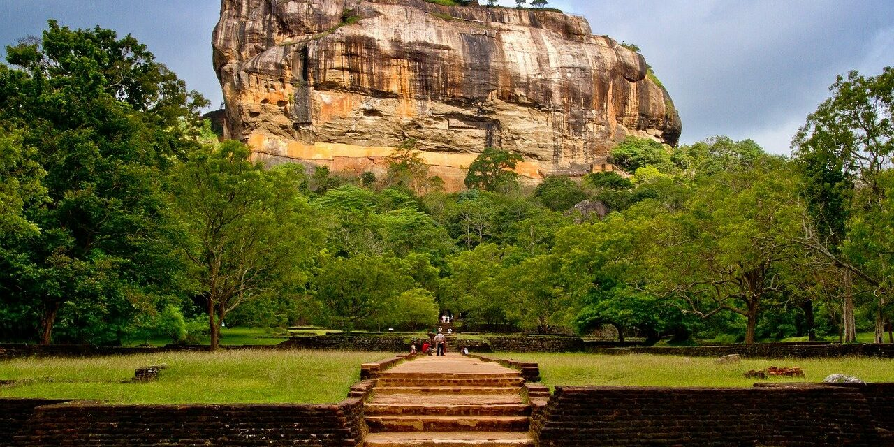 Reisedauer für Sri Lanka