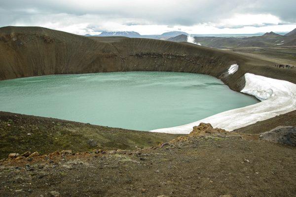 Wann passiert der nächste Vulkan Ausbruch auf Island?